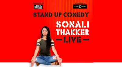 """Nagpur Komedians Presents """"Sonali Thakker Live"""""""