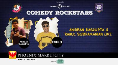 Anirban Dasgupta & Rahul Subramanian Live
