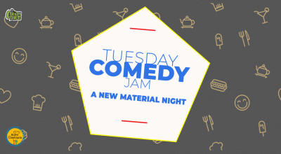 Tuesday Comedy Jam- A stand-up comedy show