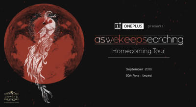 aswekeepsearching Homecoming Tour, Pune