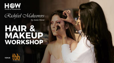 Hair and Makeup Workshop by Richfeel Makeovers