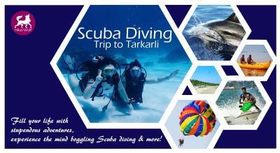 Scuba Diving - Trip to Tarkarli