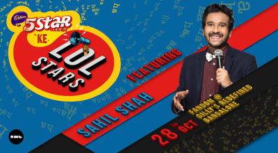 5 Star ke LOLStars feat. Sahil Shah