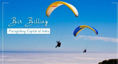 Paragliding Trip to Bir- Billing