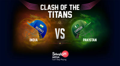 India vs Pakistan Live Match Screening with Commentary + FnB