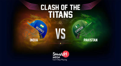 India vs Pakistan Live Match Screening + FnB