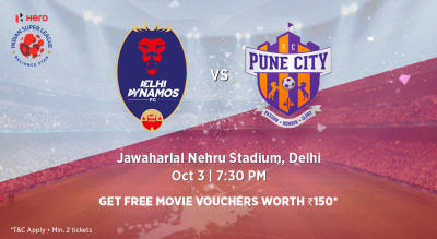 Hero Indian Super League 2018-19: Delhi Dynamos FC vs FC Pune City