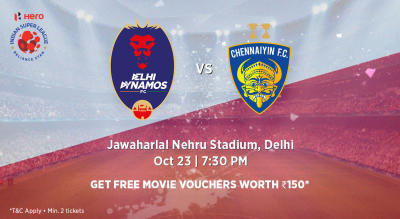 Hero Indian Super League 2018-19: Delhi Dynamos FC vs Chennaiyin FC
