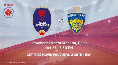 Hero Indian Super League 2018-19: Delhi Dynamos FC vs Chennaiyin FC