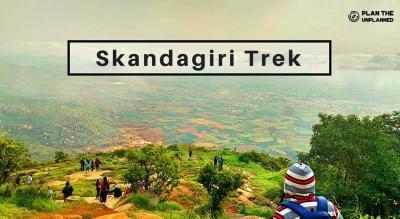 Night Trek to Skandagiri | Plan The Unplanned