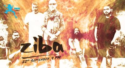 BlueFROG Bengaluru Presents Ziba (Kolkata)