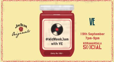MidWeek Jam Session with Vivelo Evince