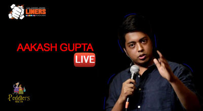Punchliners: Standup Comedy Show ft. Aakash Gupta in Amritsar