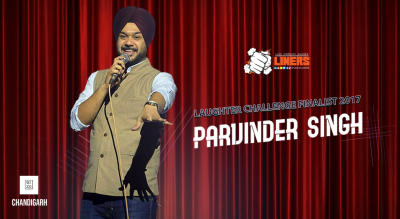 Punchliners: Standup Comedy Show ft. Parvinder Singh Live in Chandigarh