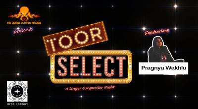 TOOR Select- A singer-songwriter night