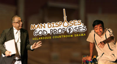 Man Disposes, God Proposes