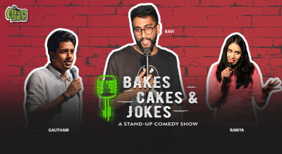 Bakes, Cakes & Jokes - 24th Edition