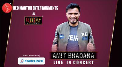 Amit Bhadana Live In Concert