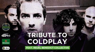 Tribute To Coldplay At The Irish House, Noida