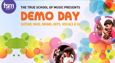 Title: True School: Demo Day for Kids