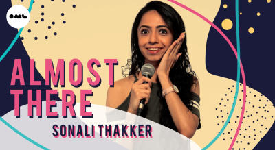 Almost There: Sonali Thakker - Live Taping for Amazon Prime Video