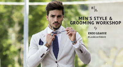 Men's Style & Grooming Workshop