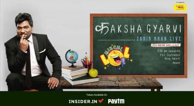 Kaksha Gyarvi – A New Stand up Special By Zakir Khan, Jaipur