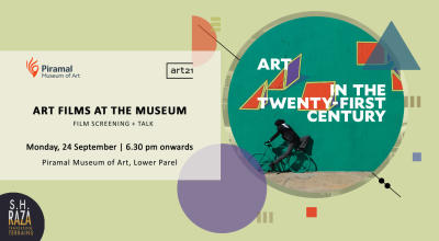 Art films at the Museum | Art21 series - Season 9 launch