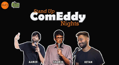 Stand-up ComEddy Nights 12.0