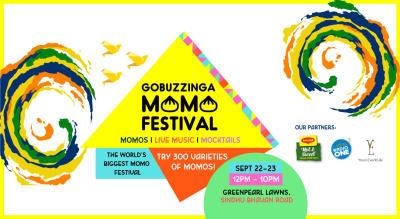 Gobuzzinga Momo Festival, Ahmedabad