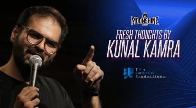 Fresh Thoughts by Kunal Kamra in Hyderabad