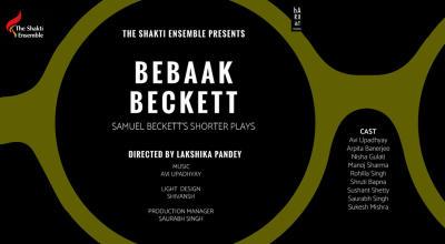 BEBAAK BECKETT ( Samuel Beckett's shorter plays)