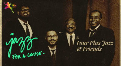 Jazz for a Cause ft Four Plus Jazz & Friends