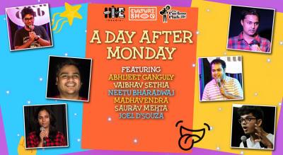 A Day After Monday ft. Abhijit Ganguly, Vaibhav Sethi, Neetu Bharadwaj, Joel, Saurav Mehta, Madhavendra
