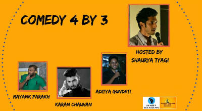 Comedy 4 by 3 (4th edition)