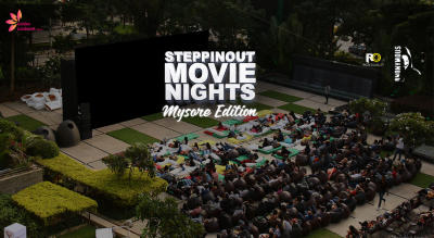 SteppinOut Movie Nights - Mysuru Edition