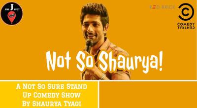 Not So Shaurya