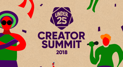 Under 25 Creator Summit, 2018