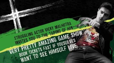 Very Pretty Amazing Game Show hosted by Vicky Malhotra