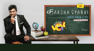 Kaksha Gyarvi – A New Stand up Special By Zakir Khan, Bhopal