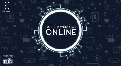 Kommune Story Slam #11 - Online