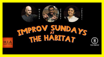 Improv Sundays at The Habitat ft. Mischief In Action