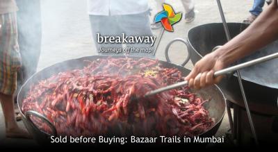 Sold before Buying: Bazaar Trails in Mumbai