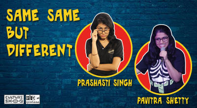 Same Same but Different featuring Prashasti Singh and Pavitra Shetty