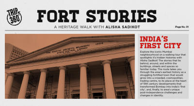 Fort Stories - A Heritage Walk