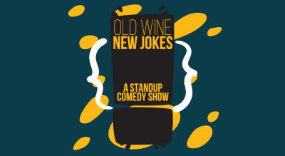 Old Wine and New Jokes - A Standup Comedy Show