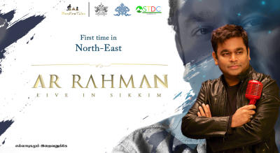 AR Rahman - First Ever Concert In The North-East