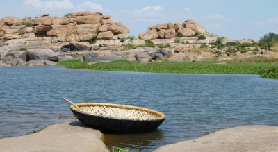 Explore Hampi – Cycling and Camping Tour | Planned The Unplanned