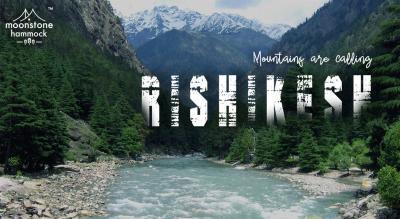 Rishikesh With Moonstone Hammock
