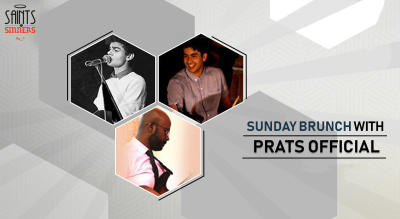 Sunday Brunch with Live Music by Pratsofficial